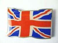 Union Jack Bandera Bandera Imán 4 CM Metal, Recuerdo Reino Unido