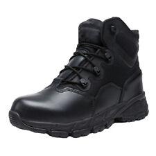 6'' Waterproof Zipper Boot Military Tactical Combat Hiking Boot Shoes Sneakers