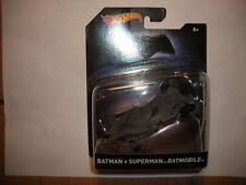 2016 BATMAN v SUPERMAN BATMOBILE Hot Wheels Diecast 1:50 Scale FREE SHIP VHTF