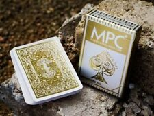 Impressions GOLD Playing Cards Rare Limited Poker Deck not Bicycle