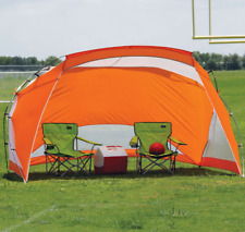 """68"""" Sun Shelter tent fits 4-6 people camping hiking beach Picnic sporting event"""