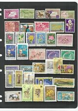 Vietnam - Large used collection on 12 scans. VERY MIXED CONDITION