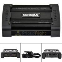 Orion CB1500.1D Cobalt Series Amplifier Class D Monoblock 1 Channel Amp 1500 W