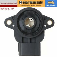 New Throttle Position Sensor TPS  Fits For Toyota Duet Cami 89452-87114