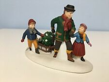 Dept 56 'The Family Tree' - In Original Box - #58895 - Excellent!