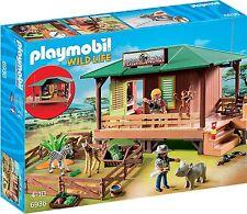 PLAYMOBIL 6936 - Rangerstation mit Tieraufzucht  ++neu und ovp++