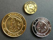 Harry Potter: 3 Münzen - Gringotts Bank