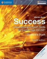 Success International English Skills for Cambridge IGCSE (R) Student's Book Book