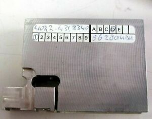 ASML 4022.431.2340 Spacer Block Tilting Lens