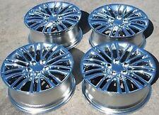 "17"" Lexus Chrome Wheels Rims 5x114.3 ES300 ES350 74277"
