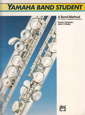 YAMAHA BAND STUDENT A Band Method / Flute Book 2 - Sheet Music Album