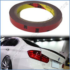 1 Roll of 3M Double Side Adhesive Tape Apply For Car Vehicles Spoiler Body Parts