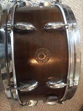 Vintage Round Badge Gretsch Mahogany Snare Drum w/ Sensitive Throw Off (6.5 x 14