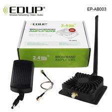 EDUP 8000mW 39dBm 2.4GHz Wifi Signal Booster 802.11b/g/h Router Signal Amplifier
