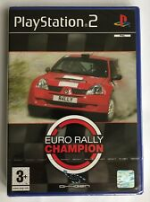 PS2 Euro Rally Champion (2005), UK Pal, Brand New & Factory Sealed