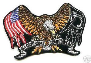 Pow Mia Certains Gave Toutes Hog-Biker Pour Fallen Heroes Freedom Défenseur US