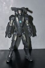 "2010 Iron Man 2 Movie 8"" Deluxe Action Figure War Machine hasbro"