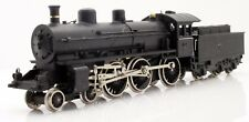 HO LILIPUT 107 SWISS BLACK A 3/5 604 4-6-0 STEAM LOCO 2V