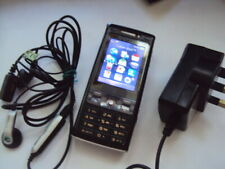 Easy Cheap Elderly Senior Kids Disable Sony Ericsson K800I On 3+Accessories