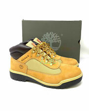 Timberland Field Men's Mid Boot Medium Wheat Nubuck TB06532A 231
