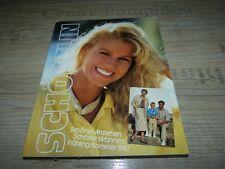 Schöpflin Katalog Frühling - Sommer 1987