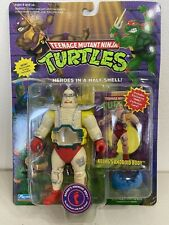 FACTORY ERROR!!! Vintage TMNT Krang's Android Body Missing Krang! Not A Reseal!