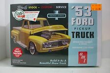 AMT 882 - FORD 1953 PICK UP TRUCK, scale 1:25, plastic model kit  NEW-TOP