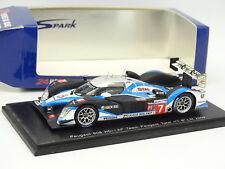 Spark 1/43 - Peugeot 908 HDI FAP Total N°7 Le Mans 2009