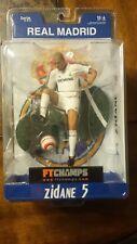 2006 6 inch 15cm - Real Madrid C.F Zinedine Zidane France Figure FT Champs mint