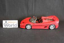 Maisto Ferrari F50 Cabriolet 1:18 red (PJBB)
