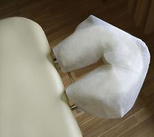 PROTEGE-TETIERE (Protection jetable pour têtière de table de massage) 200 Pièces