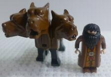 LEGO Harry Potter: Rubeus Hagrid & Fluffy - 3 Headed Dog