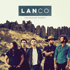 Lanco - Hallelujah Nights [New CD]