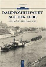 Dampfschifffahrt auf der Elbe Sachsen Geschichte Bildband Bilder Buch Fotos AK