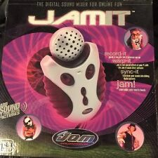 Jamit Digitial Sound Mixer w/Online Software and Microphone Jam-it 2000- In Box!