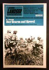 Der Landser Großband Nr.: 753  Der Sturm auf Kowel