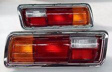 TOYOTA COROLLA SEDAN KE30 KE55 TAIL LIGHTS LAMPS COMPLETE PAIR 2PCS