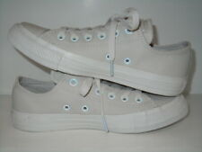Converse CT All Star LUX LO Sneaker Grey  LEATHER  (WOMEN'S 7) (MENS 5)