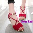 Womens Gladiator Sandals Bohemia Thong Toe Flip Flops Flats Summer Beach Shoes