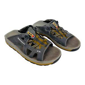 Salomon Sandals Mens Size 11 Gray 873494 Water Shoe