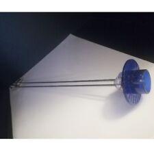 Designspot Strahler für Seilsystem 12V Seilleuchte Blau 31,5cm Made in Schweiz