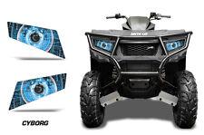 AMR Racing Arctic Cat Alterra 400/450 Headlight Graphics Eye Sticker Decals CY U