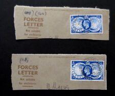 Problemas de GB-1949-Two 2.5d en las fuerzas de piezas Letras