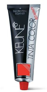 Keune Tinta Color Permanent Hair Color Red Infinity Shades Lift & Color