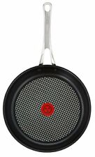 Tefal Jamie Oliver Stainless Steel Premium Series Non-Stick Frypan, 30 cm