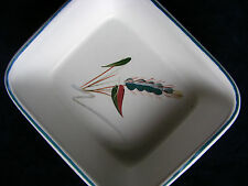 Denby Greenwheat Small Rectangular Hors d'oeuvres Dish
