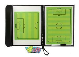 Coachfolio Magnetic Coaches Dry Erase Marker Board