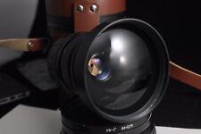 Vintage MINT!!! MIR-3B 65mm F3.5 Medium format lens with 88mm x 0.75mm filters