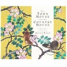 The Town Mouse and the Country Mouse by Helen Ward (2012, Hardcover)