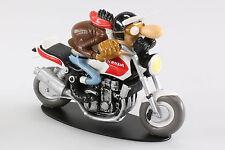 """MOTO 1/18  HONDA CB 1000 BIG ONE JOE BAR TEAM  """" Edouard Bracame  """" RESINE"""